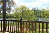 040233-040234 - la gabarre - au bord de l'eau-proche rivière- la roque gageac (84)