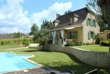 050031 - la chaumière - maison avec piscine privée - 5 étoiles - proche de sarlat  8)