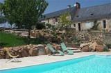 060095 Le Bouscandier - piscine- proche sarlat (1)