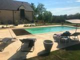 LES CHARMES DE VAURIZEAUD - maison de charme - piscine chauffée - proche de sarlat2
