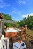 La Truffiere - piscine couverte et chauffée - proche sarlat et lot quercy3