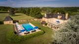 Villa charmes de carlucet - villa de luxe - piscine chauffée - sauna - proche de sarlat (11)