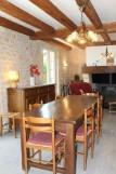 Villa lou claou - piscine couverte - proche lascaux (.9)