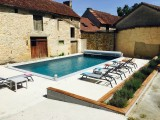 grande location - 8 pers - piscine privée - tamnies7