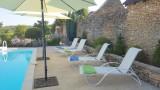 la cajolle - gite 2pers - piscine privée - entre sarlat et Lascaux
