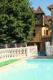 la chapelle - gite  6 pers - piscine à partager - perigord noir1