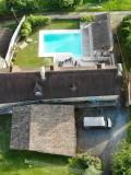 la grange d'amélie - grand gite  10 pers avec piscine chauffée -  proche sarlat10)