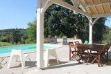 la maison ROSALIE  - sarlat - piscine chauffée. (5)