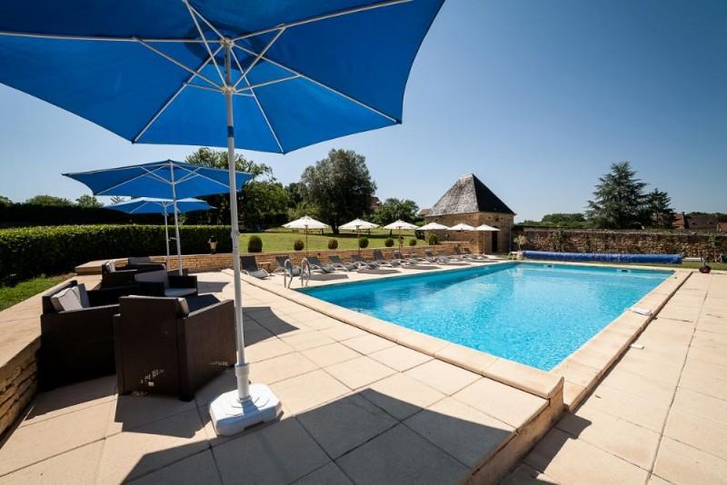 Villa charmes de carlucet - villa de luxe - piscine chauffée - sauna - proche de sarlat (14)