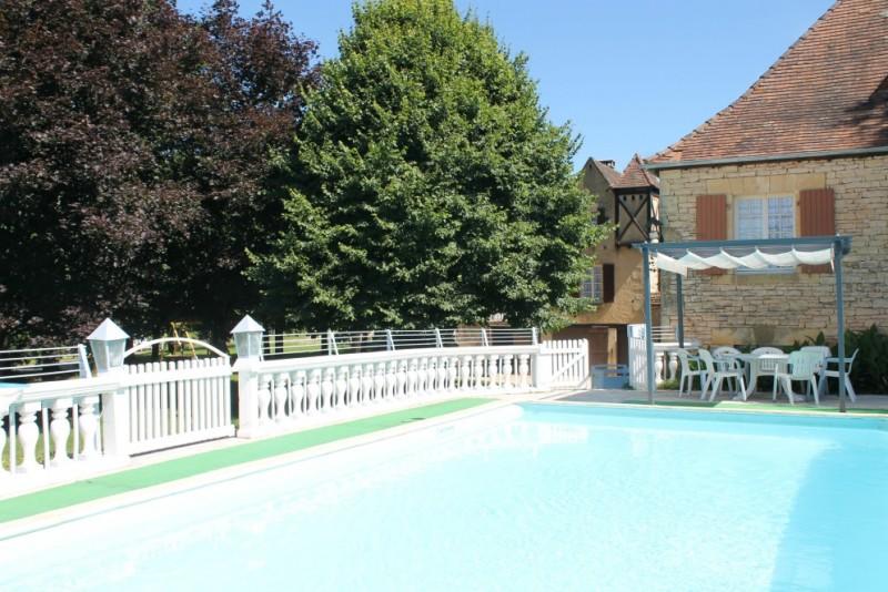 la chapelle - gite  6 pers - piscine à partager - perigord noir6