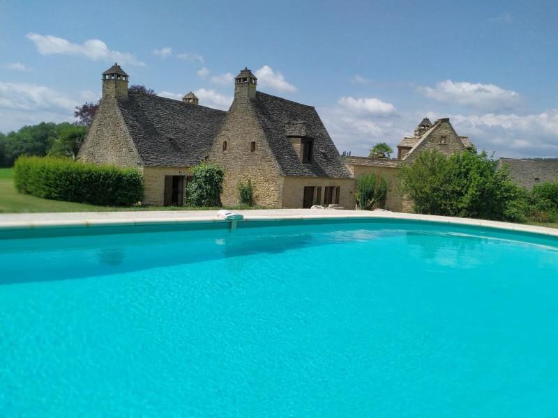 le mas fargette - grand gite 14 pers - piscine privée - tamnies (65)