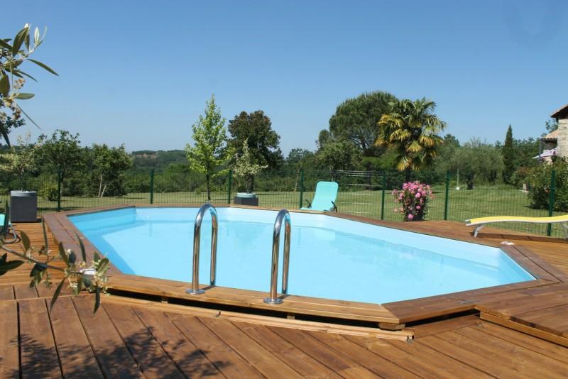les 3 cypres - gite avec piscine3