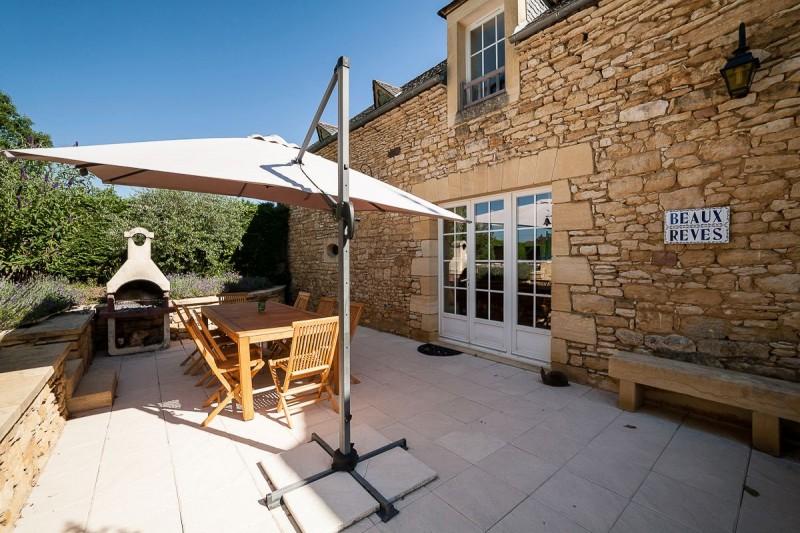 villa beaux reves - piscine privée - maison de charme - proche sarlat